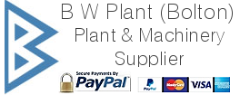 B W Plant - Construction & Civil Engineering Machinery Supplier