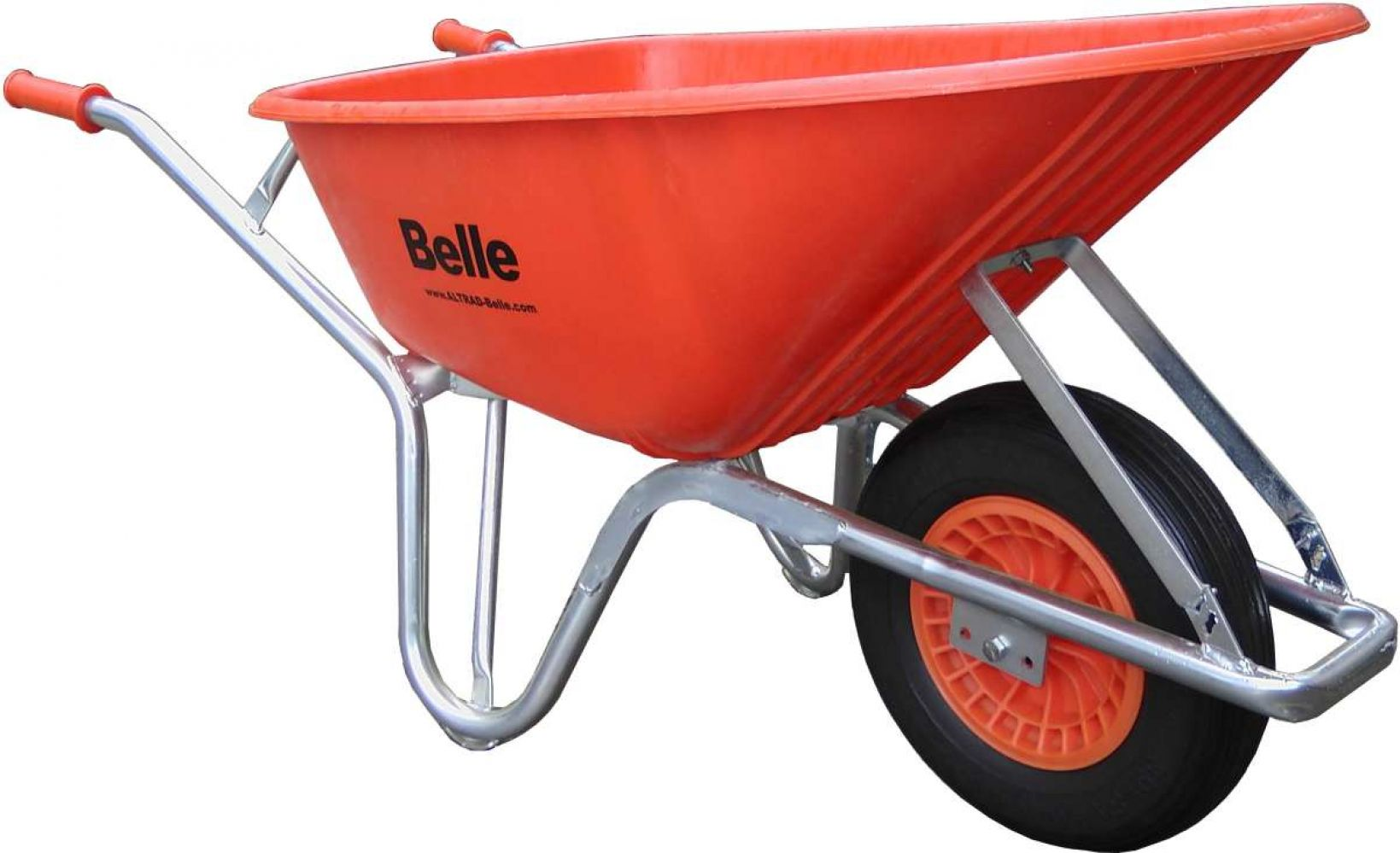 BELLE 02204 Warrior Wheel Barrow